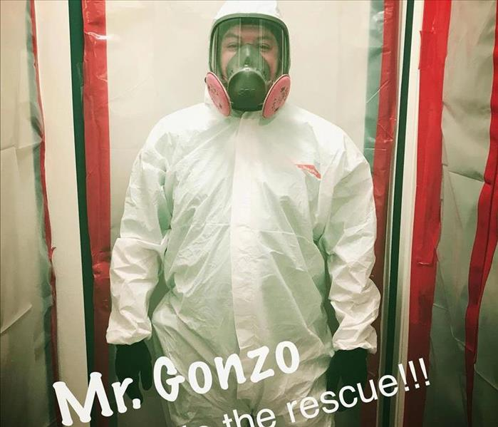 MR GONZO to the Rescue!