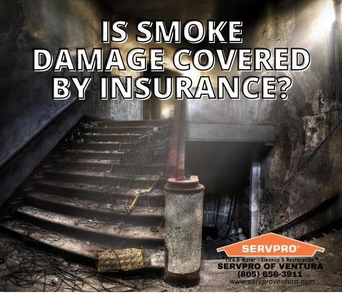 Smoke Damage Restoration in Ventura California
