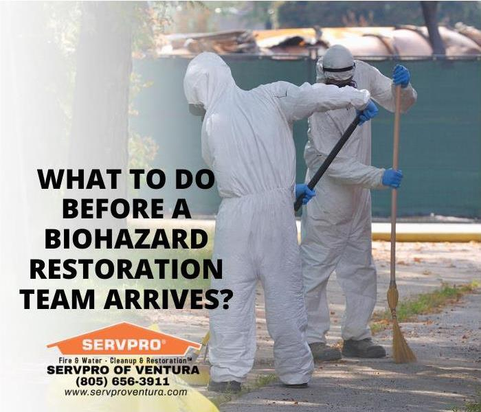 Biohazard Restoration Ventura, California
