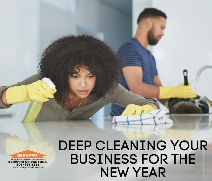 Deep Cleaning Ventura California