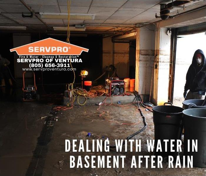 WATER IN BASEMENT AFTER RAIN